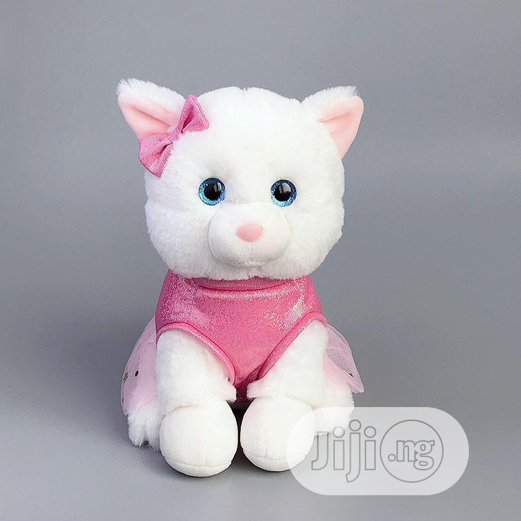 Archive: 25cm Cute Little Kitty Stuffed Cat Plush Teddy Toy Doll