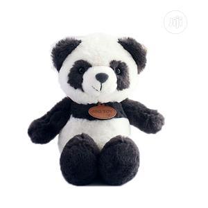 30cm Stuffed Panda Teddy Bear Plush Toy Doll   Toys for sale in Lagos State, Ikeja