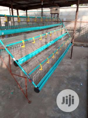 Poultry Cage   Farm Machinery & Equipment for sale in Lagos State, Victoria Island