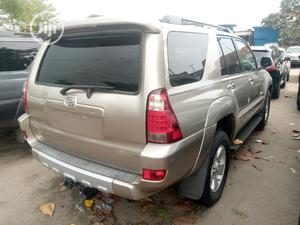 Toyota 4-Runner 2005 Gold   Cars for sale in Lagos State, Apapa