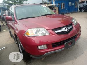Acura MDX 2006 Red   Cars for sale in Lagos State, Apapa