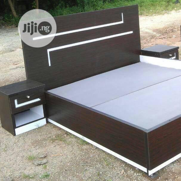 Archive: New Bed Frame 4by6 With Two Side Drawer
