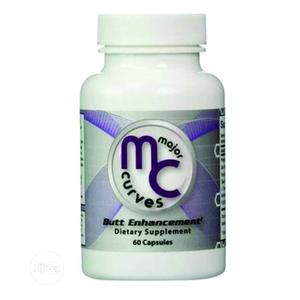 Major Curves Butt Enhancement Dietary Supplement - 60 Cap | Sexual Wellness for sale in Lagos State, Abule Egba