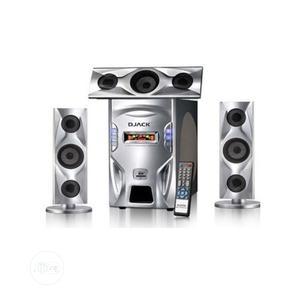 Djack DJ F3L Heavy Duty Bluetooth Home Theatre System | Audio & Music Equipment for sale in Abuja (FCT) State, Mararaba