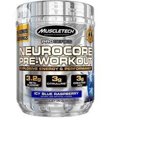 Muscle Tech Pro Series Neurocore Pre Workout Powder 33 Servi   Vitamins & Supplements for sale in Lagos State, Amuwo-Odofin