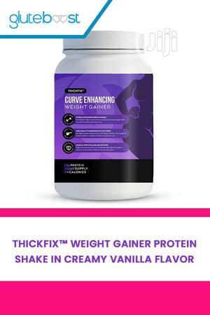 Gluteboost Curve Enhancing Weight Gainer Shake 28 DAYS | Vitamins & Supplements for sale in Lagos State, Amuwo-Odofin