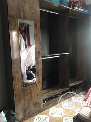 Family Size Wooden Wardrobes | Furniture for sale in Lagos State, Oshodi