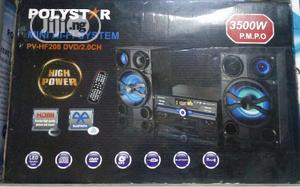 Standard Polystar Home Theater System | Audio & Music Equipment for sale in Lagos State, Ojo