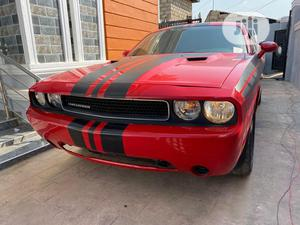 Dodge Challenger 2014 Red | Cars for sale in Lagos State, Agege