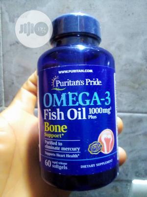 Omega-3 Fish Oil Bone Support | Vitamins & Supplements for sale in Lagos State, Lagos Island (Eko)