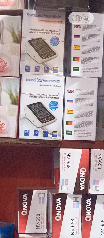 Blood Pressure Monitor   Medical Supplies & Equipment for sale in Lagos Island (Eko), Lagos State, Nigeria