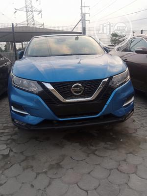 Nissan Qashqai 2018 Blue | Cars for sale in Lagos State, Ajah