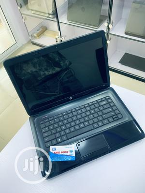 Laptop HP 4GB AMD HDD 500GB   Laptops & Computers for sale in Lagos State, Ikeja