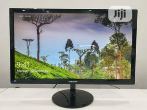 27in FHD Samsung Monitor HDMI | Computer Monitors for sale in Lagos State, Ikeja
