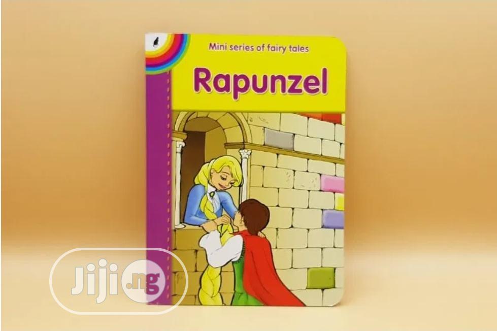 Rapunzel (Mini Series Of Fairy Tales)
