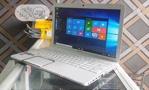 Laptop Toshiba Satellite L850 4GB Intel Celeron HDD 320GB   Laptops & Computers for sale in Lagos State, Ikeja