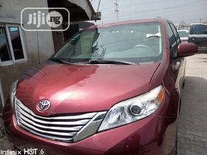 Toyota Sienna 2012 Red   Cars for sale in Lagos State, Lekki