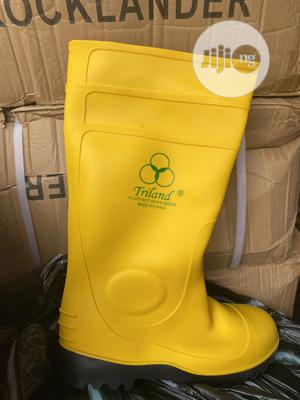 Safety Rain Boot | Safetywear & Equipment for sale in Lagos State, Gbagada