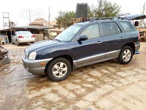 Hyundai Santa Fe 2005 GLS 3.5 L Blue   Cars for sale in Oyo State, Ibadan