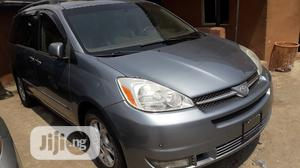 Toyota Sienna 2005 XLE Gray   Cars for sale in Lagos State, Apapa