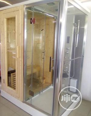 Sauna With Steam Shower Room   Plumbing & Water Supply for sale in Lagos State, Ojo
