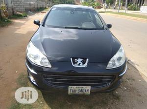 Peugeot 407 2007 Black   Cars for sale in Abuja (FCT) State, Wuse