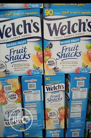 Welch's Healthy Nutritious Mixed Fruits Snacks- 90 Count | Meals & Drinks for sale in Lagos State, Ikeja