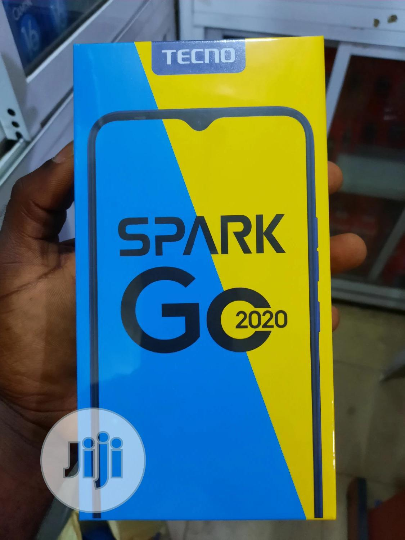 New Tecno Spark Go 2020 32 GB