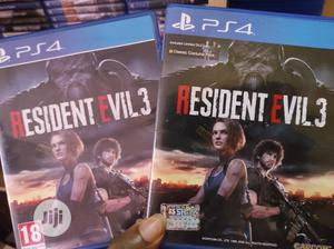 Resident Evil 3 PS4 | Video Games for sale in Lagos State, Alimosho