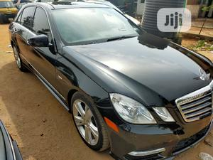 Mercedes-Benz E350 2012 Black | Cars for sale in Lagos State, Ikotun/Igando