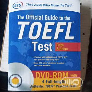 The Offial Guide to TOEFL Test 5th Edition   Books & Games for sale in Lagos State, Lagos Island (Eko)