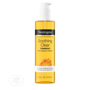 Neutrogena Soothing Clear Oil-Free Gentle Makeup Remover, 5 | Skin Care for sale in Lagos State, Lekki