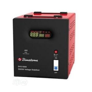 Binatone 5000W Automatic Voltage Regulator/ Stabilizer   Electrical Equipment for sale in Abuja (FCT) State, Central Business District