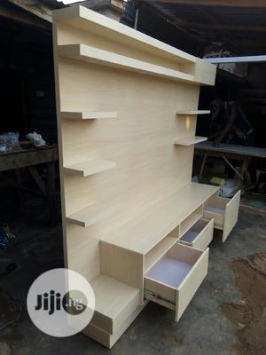 Vip Tv Stand With Hdf High Quality in Any Colors I Have | Furniture for sale in Lagos State, Lekki