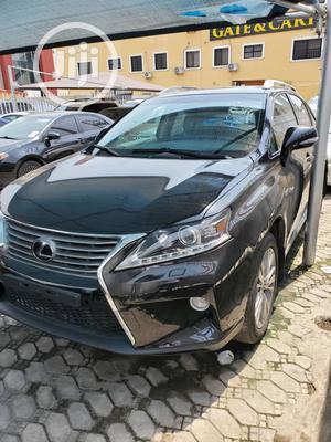 Lexus RX 2014 Black | Cars for sale in Lagos State, Lekki