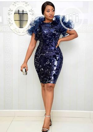 Quality Female Sequence Gown. | Clothing for sale in Lagos State, Ikeja
