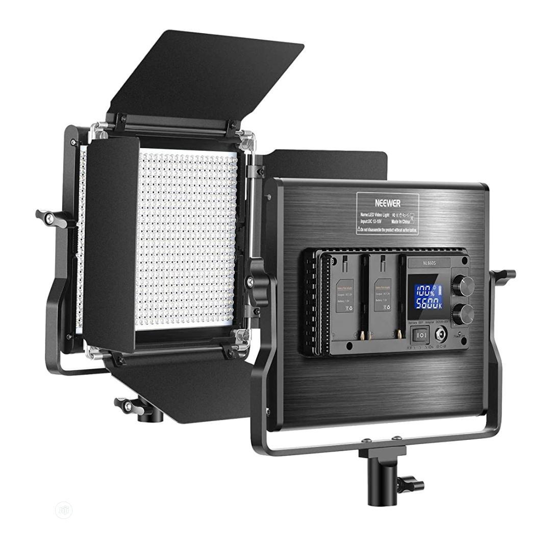 Neewer Advanced 2.4G LED Video Light NL660