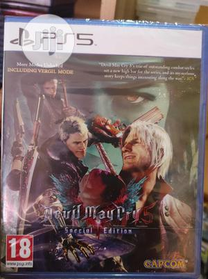 Devil May Cry 5 PS5   Video Games for sale in Lagos State, Alimosho
