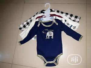 Babies/Kids Longsleeve Bodysuit   Children's Clothing for sale in Lagos State, Amuwo-Odofin