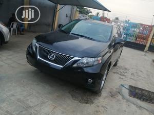 Lexus RX 2012 350 AWD Black   Cars for sale in Lagos State, Egbe Idimu