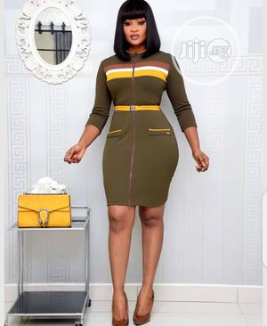 Quality Female Lynn Couture Dress.   Clothing for sale in Lagos State, Ikeja