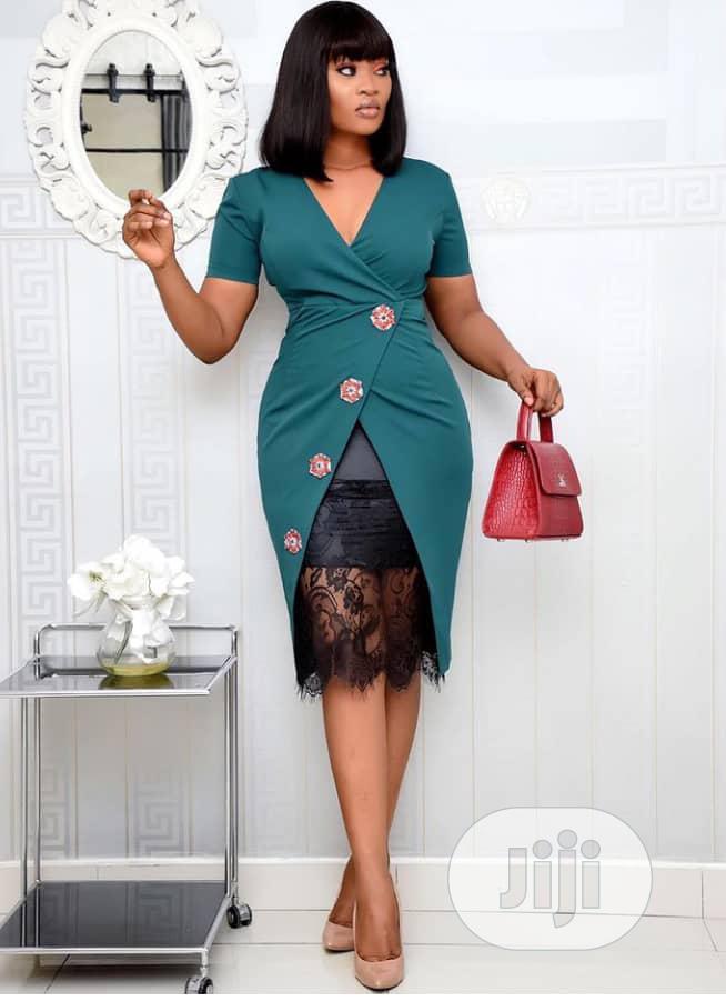 New Quality Female Dress