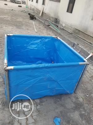 Miniature Tarpaulin Fish Pond. | Farm Machinery & Equipment for sale in Abuja (FCT) State, Kubwa