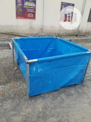 Minor Tarpaulin Fish Pond   Farm Machinery & Equipment for sale in Rivers State, Port-Harcourt