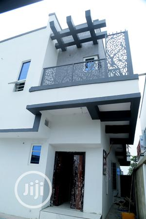 4 Bedroom Semi-Detached Duplex Well Designed | Houses & Apartments For Sale for sale in Lekki, Ikota