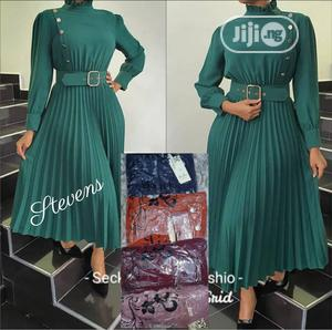 Pleated Female Coporate Dress. | Clothing for sale in Lagos State, Ikeja