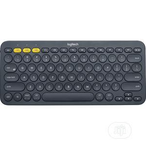 Logitech K380 Bluetooth Keyboard (Black)   Computer Accessories  for sale in Lagos State, Lekki