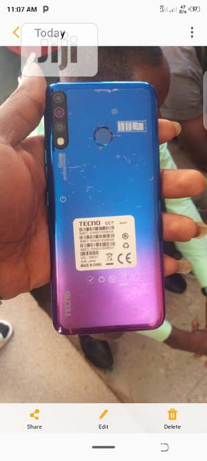 New Tecno Camon 12 64 GB Blue | Mobile Phones for sale in Plateau State, Jos