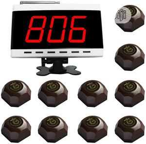 Wireless Waiter Calling System   Audio & Music Equipment for sale in Lagos State, Ikeja