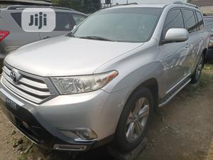 Toyota Highlander 2013 Silver   Cars for sale in Rivers State, Port-Harcourt